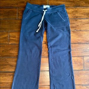 Aerie navy blue sweatpants - Small